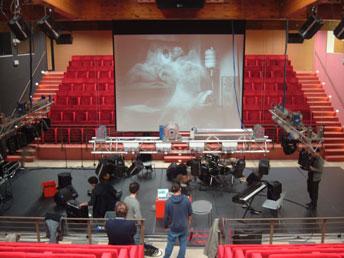 Cinestesia al Candiani - Mestre