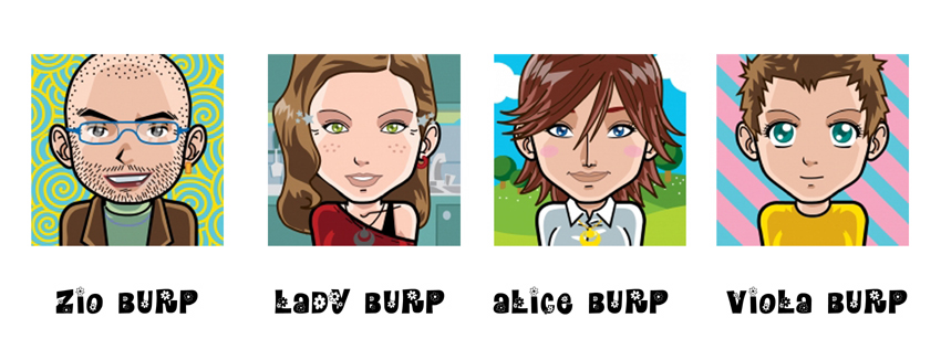 Burp Family
