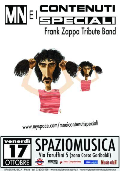 MN Zappa a SpazioMUsica